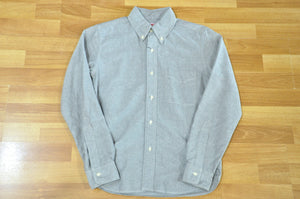 Jelado 'Storm Proof' Oxford Shirt (Gray)