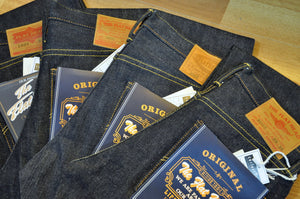 The Flat Head Denims Are Restocked