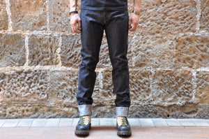 The Flat Head D306 Denims (High Tapered fit)