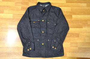 Studio D'Artisan 'Rail Road' 13oz HBT Denim Coverall