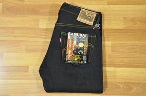Samurai S511BTX Denims (Slim Tapered fit)