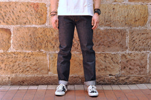 SAMURAI S004JP 15OZ DENIMS (NEW SLIM FIT)