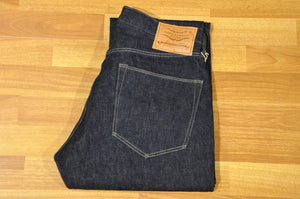 Orgueil OR-1047 13oz Denims (Relaxed Tapered fit)
