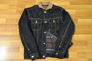 Momotaro 'Storm Rider' Denim Jacket