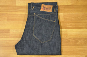 Stevenson Overall 14oz 'Imperial' 120 Denims (Straight Tapered fit)
