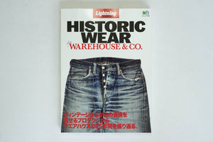 WAREHOUSE 'HISTORIC WEAR' BY LIGHTNING MAGAZINE