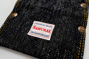 SAMURAI 17OZ DENIM CARD CASE