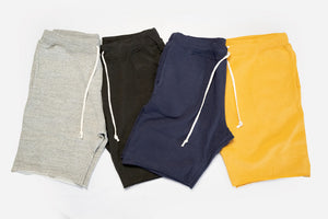 Dubble Works Tubular 'Chopped' Sweat Shorts