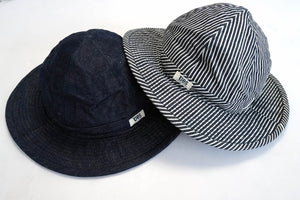 UES 14.9oz Selvage Field Hats