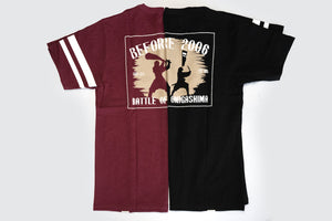 MOMOTARO 7OZ 'BATTLE OF ONIGASHIMA' TUBULAR TEES