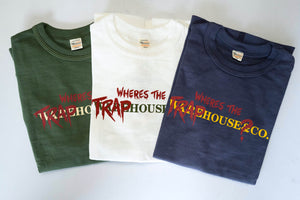 Warehouse X CORLECTION 5.5oz 'Traphouse' Loopwheeled Tee