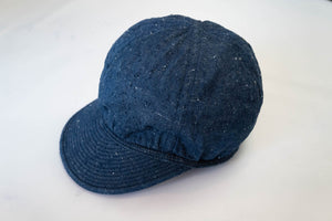 ORGUEIL 10OZ NEP DENIM WORKERS CAP