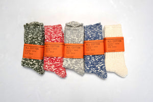 FULL COUNT MILITARY COTTON SOCKS