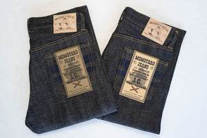 MOMOTARO 0405-821IE 16OZ DENIM (HIGH TAPERED FIT)