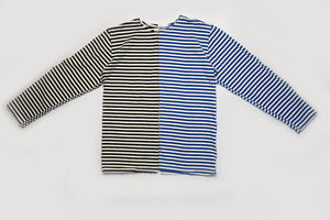 STEVENSON OVERALL CO. 6OZ 'BASQUE' TUBULAR L/S TEES