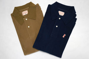 BONCOURA HEAVYWEIGHT POLO SHIRT