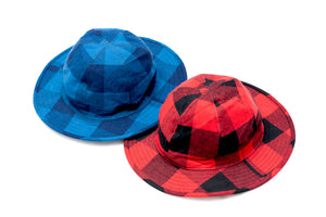 FREEWHEELERS FLANNEL FIELD HAT