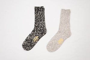 FULL COUNT 19SS COTTON KNITTED SOCKS