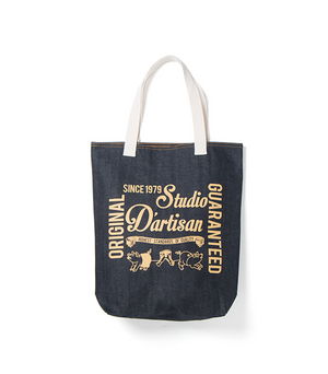 Studio D'Artisan 13.5 oz Denim Totebag