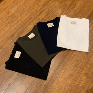 FULL COUNT MEDIUM WEIGHT TUBULAR TEE