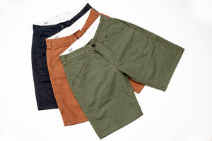 UES 12OZ DUCK CANVAS OUTDOOR SHORTS