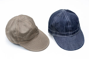 FREEWHEELERS 10OZ DENIM A-3 CAP
