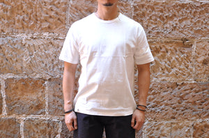 "Momotaro 7oz ""Going To Battle"" Tee (White)"