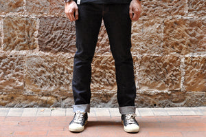 Full Count 1109XX 15.5oz Denims (Slim Tapered Fit)