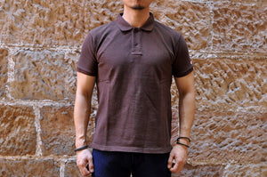 UES 'Konoko' Polo Shirt (Brown)