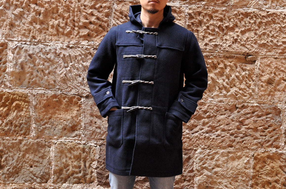 Full Count Wool Duffle Coat