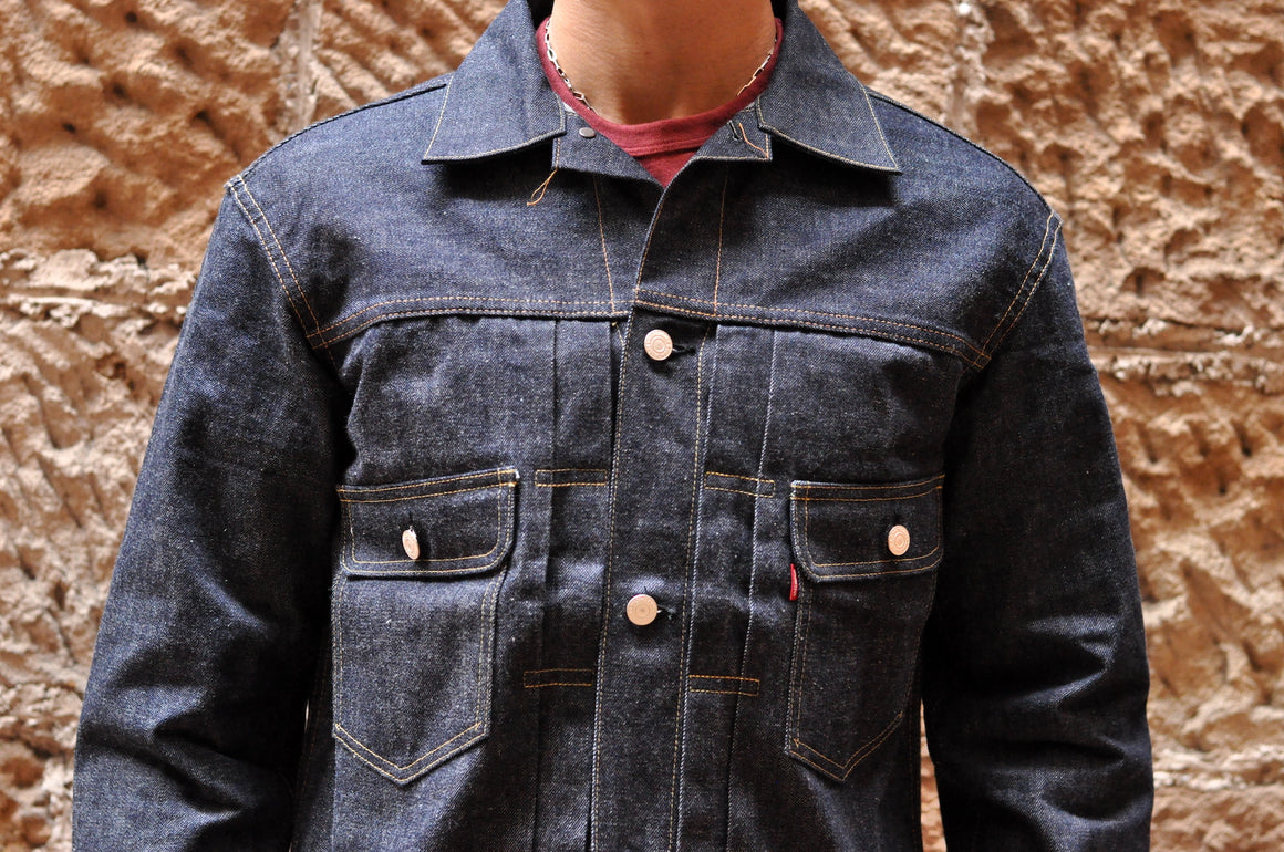 Warehouse 2002XX 13.5oz Type 2 Denim Jacket