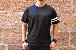 "Momotaro 7oz ""Going To Battle"" Tee (Black)"
