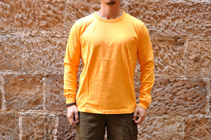 Full Count X Corlection L/S Tubular Tee (Orange)