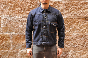 Full Count 13.7oz Type 1 Denim Jacket