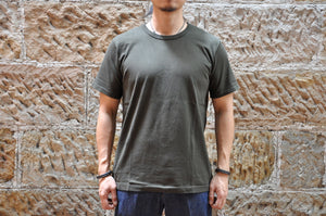 Full Count Medium weight Tubular Tee (Vintage Khaki)