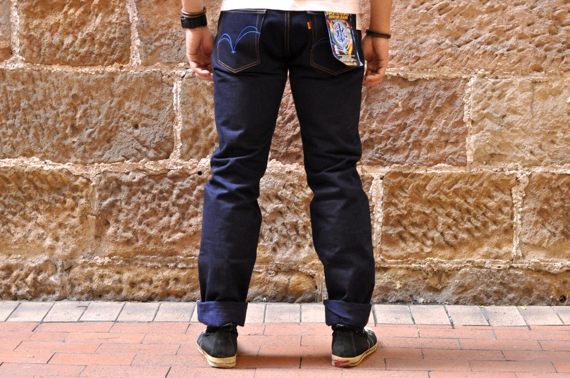Samurai S511GX-M 'Water' 17oz Denims (Slim Tapered fit)