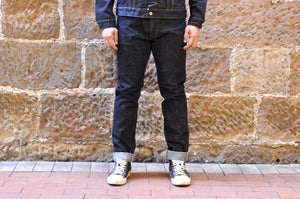 Pure Blue Japan SR-019 'Super Rough' 18oz Denims (High Tapered Fit)