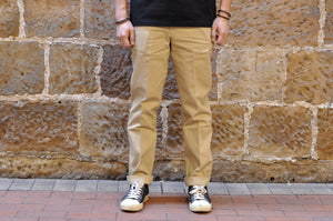 Boncoura '41' Cotton Selvage Duck Chinos (Relax Tapered fit)