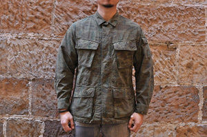 Stevenson Overall Co. 'Range Finder' Fatigue Jacket (Olive)