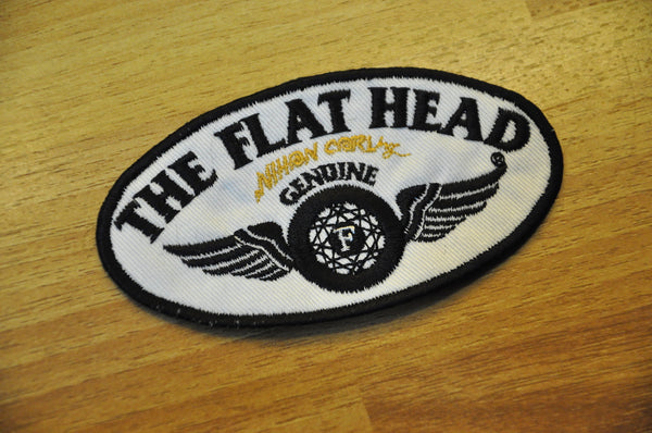 "The Flat Head x CoRLection ""Nihon CoRLing"" badges"
