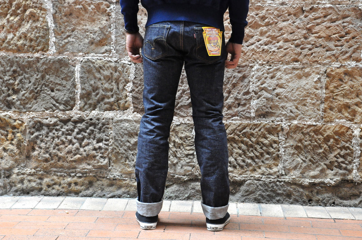 Samurai S0511XX 15oz Denim (Slim Tapered fit)