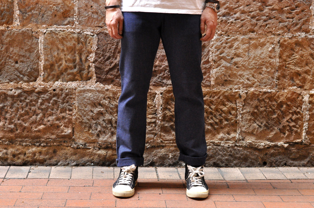 Momotaro X Ultraman S/L Chambray Shirt