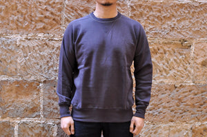 Warehouse 10oz 'Freedom' Loopwheeled Sweatshirt (Dark Navy)