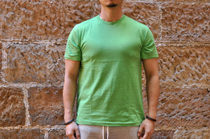 Dubble Works 6oz Tubular Tees (Lime)