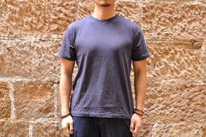 Dubble Works 6oz Tubular Tees (Navy)