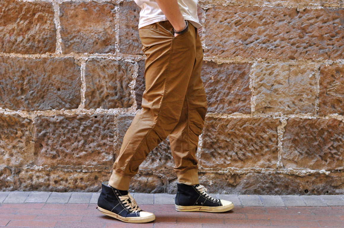 "Freewheelers ""Trail Runner"" Tactical Pants (Relax Tapered fit)"