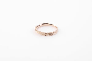 Legend Small 'Flora' 18K Rose Gold Ring