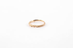 Legend Extra Small 'Flora' 22k Gold Ring