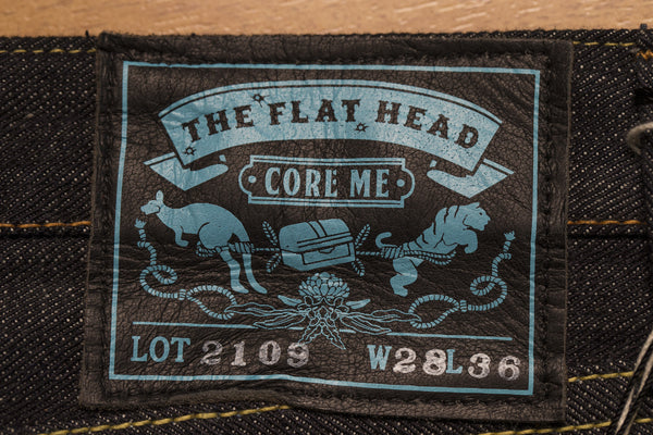"T.F.H X R.J.B X CORL ""CORE ME"" 2109 Slim Tapered fit"