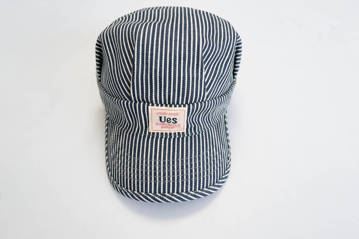 UES 13oz Hickory Work Cap